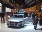 Audi A7 Debuts at IDS