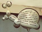 Balloon animals say