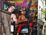 David LaChapelle Mural in Toronto