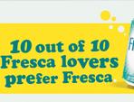More Fresca