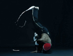 Nike Shox Breakdancer
