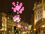 Nokia lights up London