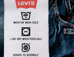 Recycle Your Levi's