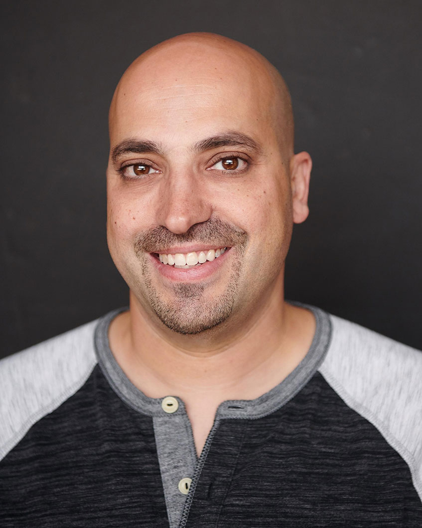 Marco Polsinelli, VFX Supervisor and Flame Artist, Fork York VFX