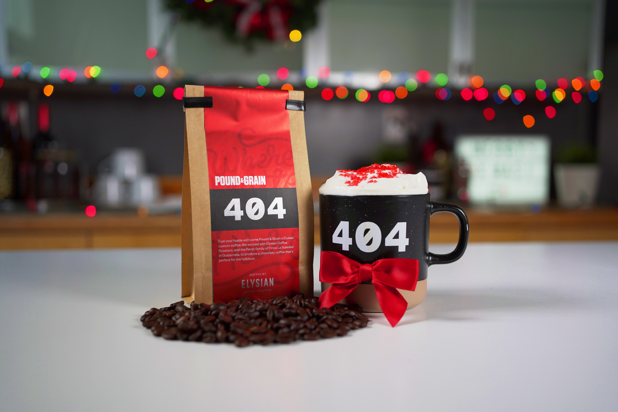 Under Introducing 404 Coffee